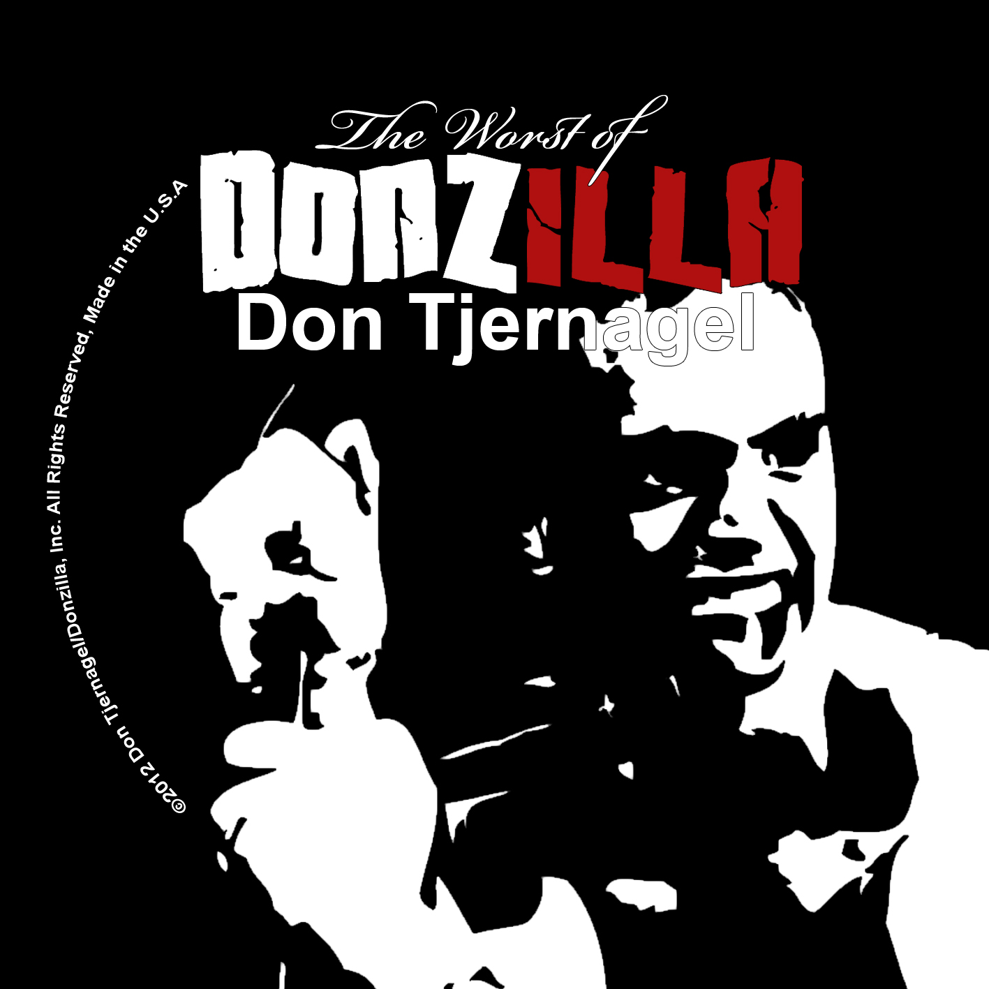 Don Tjernagel in The Worst of Donzilla (2012)