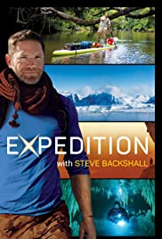 Expedition with Steve Backshall Poster