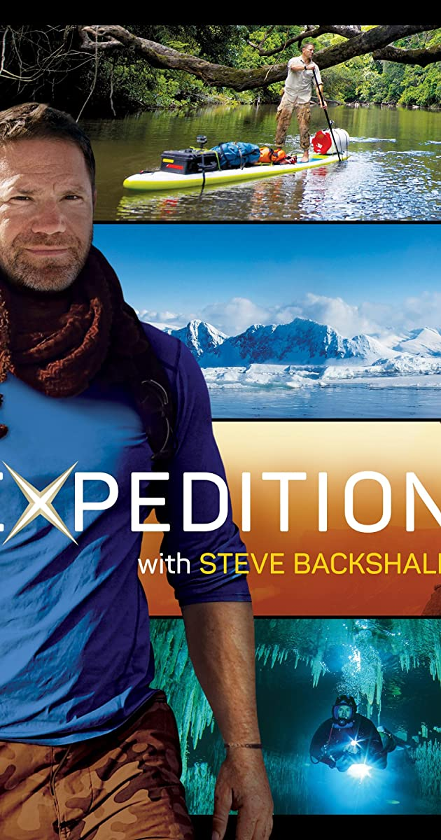 Download Expedition with Steve Backshall or watch streaming online complete episodes of  Season 1 in HD 720p 1080p using torrent