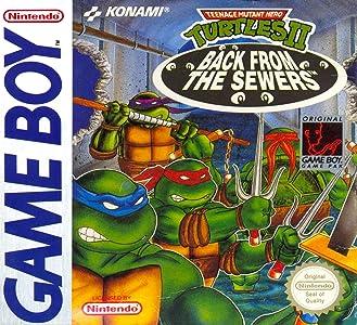 Teenage Mutant Ninja Turtles II: Back from the Sewers hd mp4 download