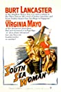 South Sea Woman (1953) Poster