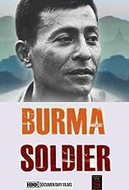 Burma Soldier Poster