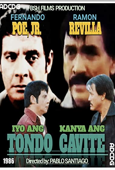Watch Iyo ang Tondo, Kanya ang Cavite (1986)