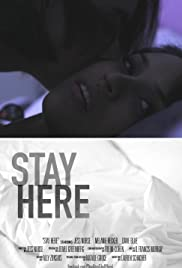 Stay Here Poster