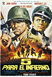 Five for Hell (1969) Poster - Movie Forum, Cast, Reviews