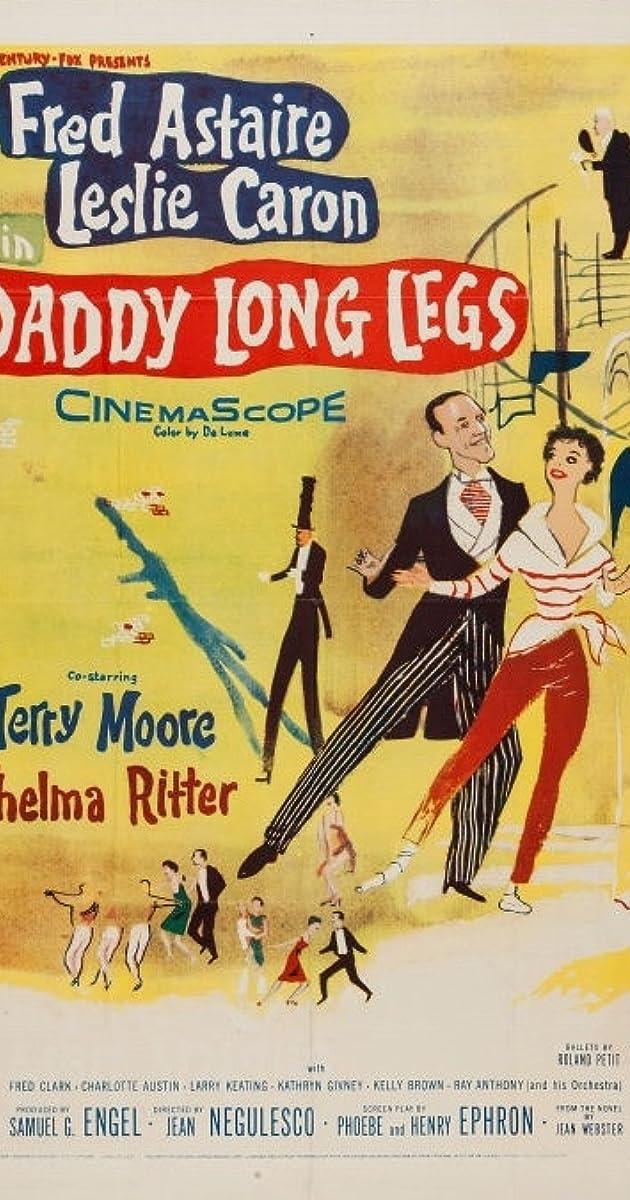 Daddy Long Legs (1955) Subtitles