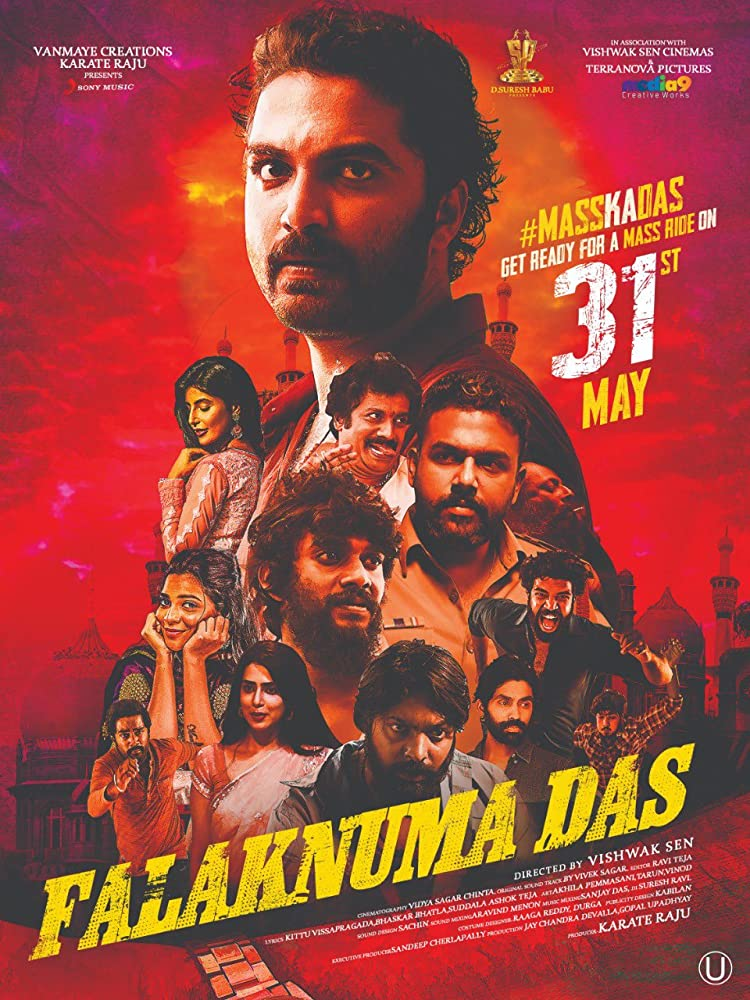 Falaknuma Das (2019) Telugu 389MB HDRip ESubs Download