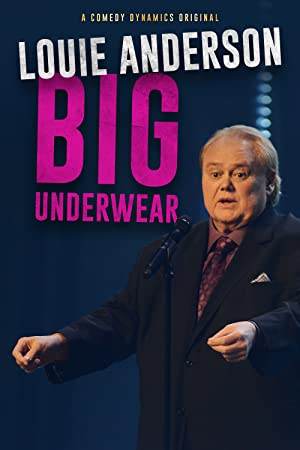 Where to stream Louie Anderson: Big Underwear