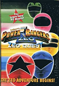 Power Rangers Zeo: Zeo Quest tamil dubbed movie torrent