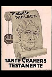 Tante Cramers testamente Poster