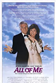 All of Me (1984) Poster - Movie Forum, Cast, Reviews