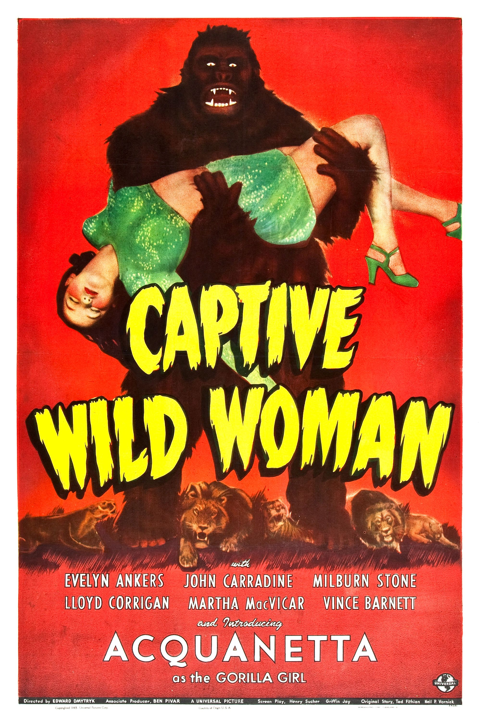 Captive Wild Woman hd on soap2day