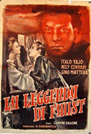 Faust and the Devil Poster