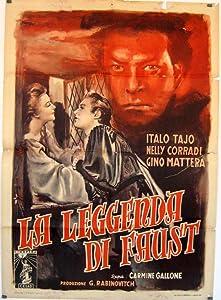 Watch english online movie La leggenda di Faust none [BDRip]