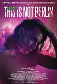 This Is Not Berlin Poster