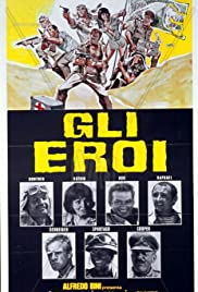 Gli eroi Poster