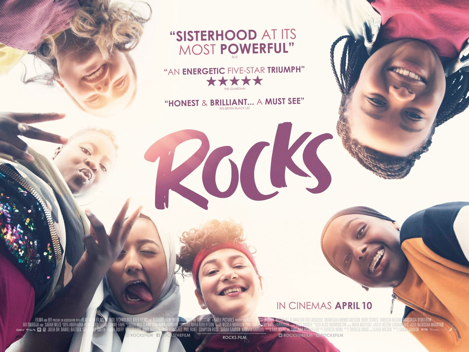 Rocks 2020 English 288MB HDRip Download
