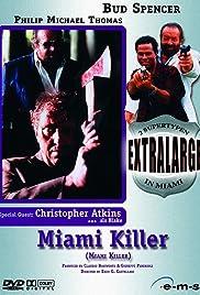 Extralarge: Miami Killer Poster