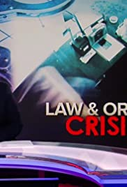 Law and Order Crisis Poster