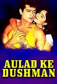 Aulad Ke Dushman Poster