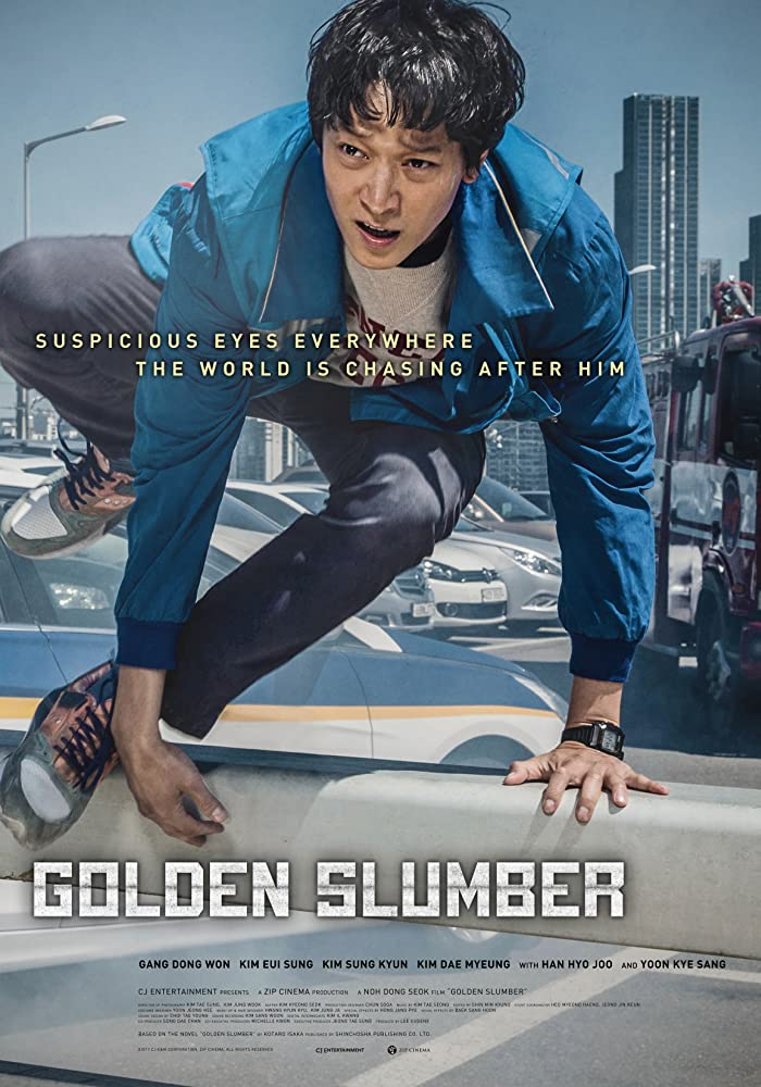 Golden Slumber (2018) Dual Audio Hindi ORG 404MB UNCUT BluRay ESubs Download