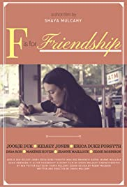 F is for Friendship Poster