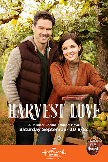 Rudenį pražydusi meilė (2017) / Harvest Love
