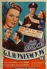 G.I. Honeymoon Poster
