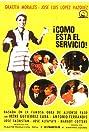 ¡Cómo está el servicio! (1968) Poster