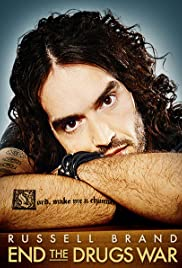 Russell Brand: End the Drugs War(2014) Poster - Movie Forum, Cast, Reviews