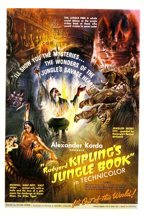 Sabu in Jungle Book (1942)