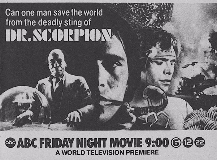 Dr. Scorpion (1978)