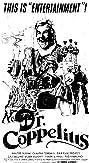 Dr. Coppelius (1966) Poster