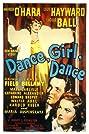 Dance, Girl, Dance (1940) Poster