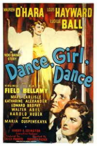 utorrent free downloading movies Dance, Girl, Dance by Dorothy Arzner [480p]
