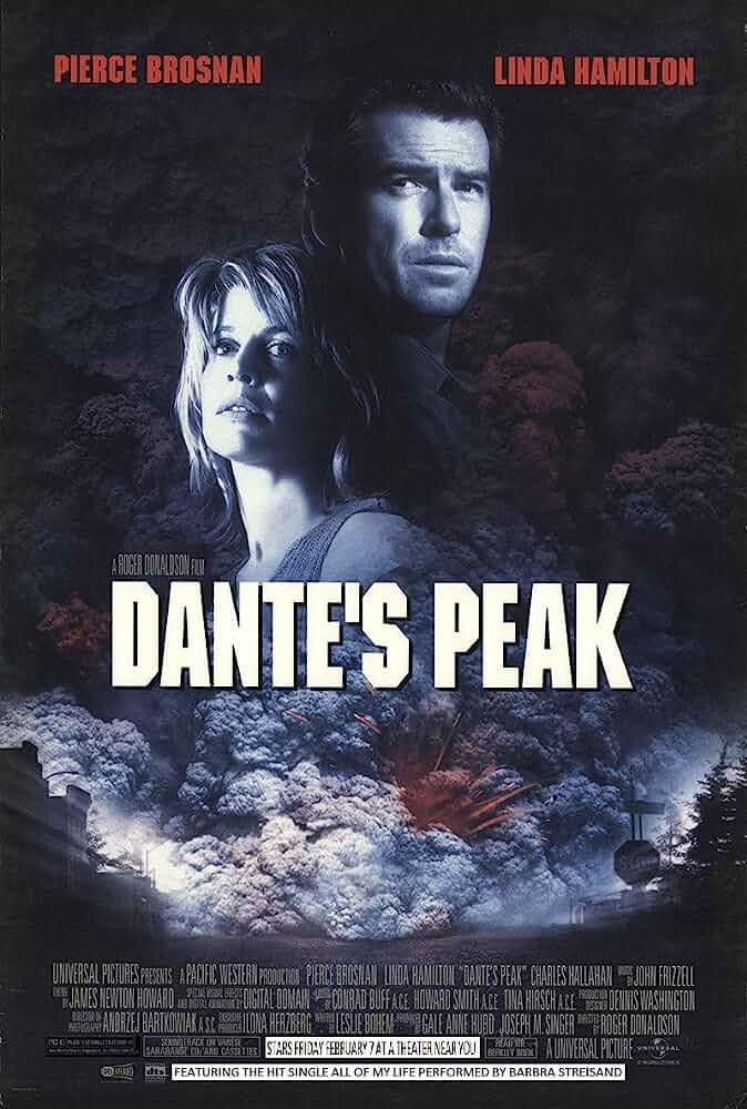 Dante's Peak (1997) in Hindi