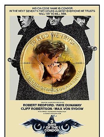 Three Days of the Condor (1975) 720p