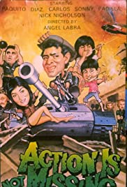 Action Is Not Missing Poster