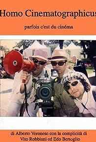 Primary photo for Homo cinematographicus