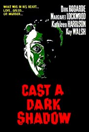 Cast a Dark Shadow (1955) Poster - Movie Forum, Cast, Reviews