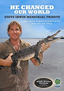Watching flv movies Steve Irwin: He Changed Our World by [avi]