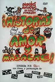Historias de amor y masacre Poster