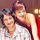 Sharman Joshi and Kangana Ranaut in Life in a Metro (2007)