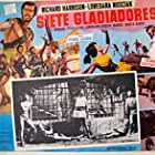 Richard Harrison in I sette gladiatori (1962)