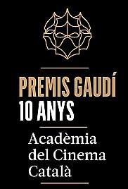Premis Gaudí 10 anys Poster