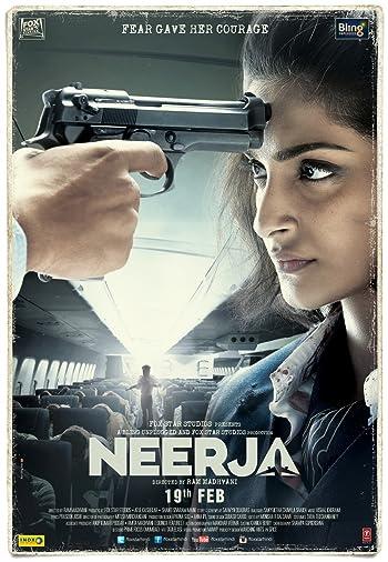 Neerja 2016 1080p Hindi DD 5.1CH BluRay 1.9GB x264