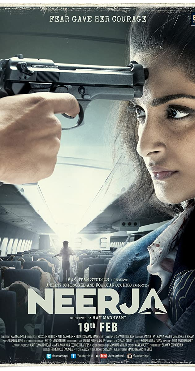 Image result for neerja poster