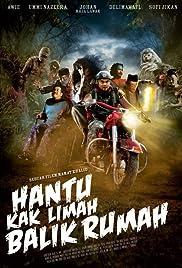 Hantu Kak Limah Balik Rumah(2010) Poster - Movie Forum, Cast, Reviews