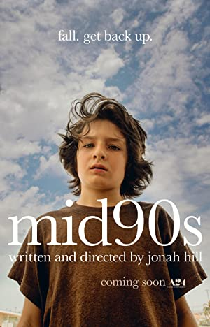Where to stream Mid90s