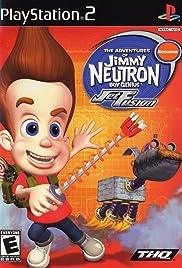 The Adventures of Jimmy Neutron Boy Genius: Jet Fusion Poster